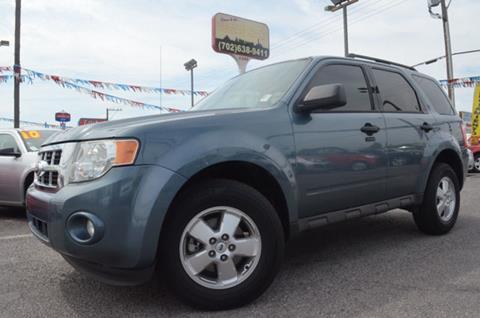 2012 Ford Escape for sale in Las Vegas, NV