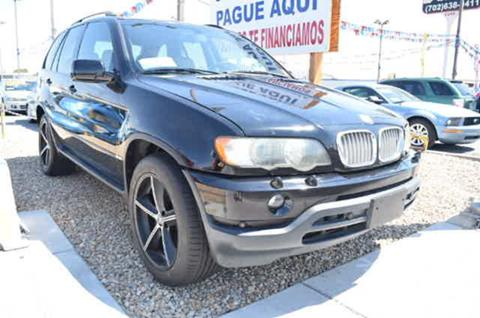 2003 BMW X5 for sale in Las Vegas, NV