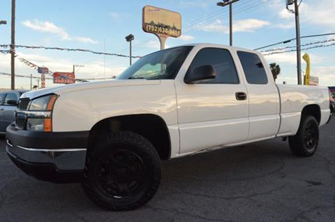2003 Chevrolet Silverado 1500 for sale in Las Vegas, NV