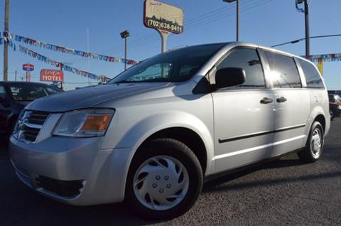 2008 Dodge Grand Caravan for sale in Las Vegas, NV