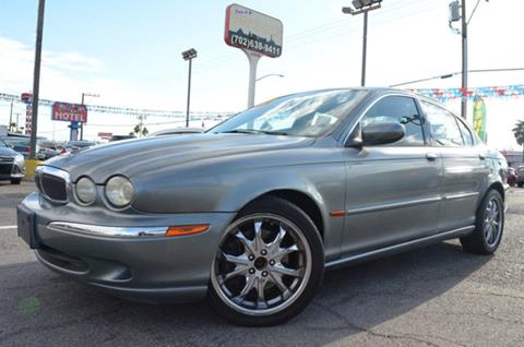 2003 Jaguar X-Type for sale in Las Vegas, NV