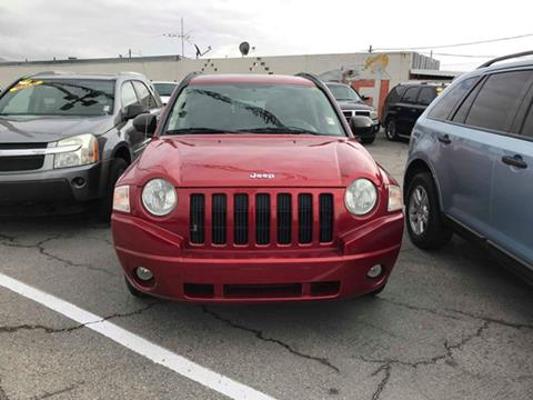 2010 Jeep Compass for sale in Las Vegas, NV
