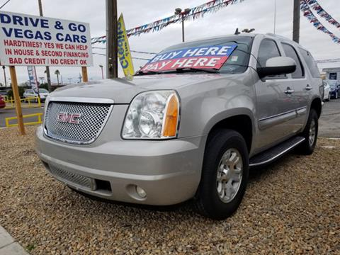 2007 GMC Yukon for sale in Las Vegas, NV