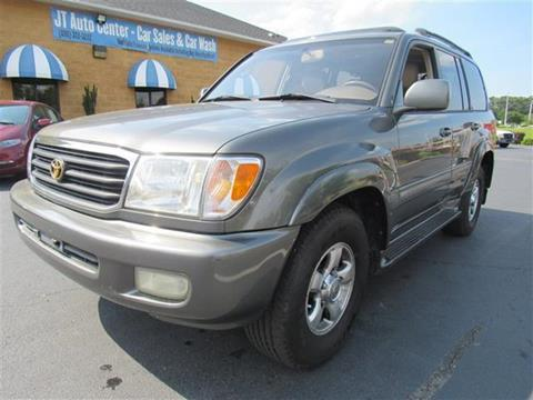 2001 Toyota Land Cruiser for sale in Sanford, NC