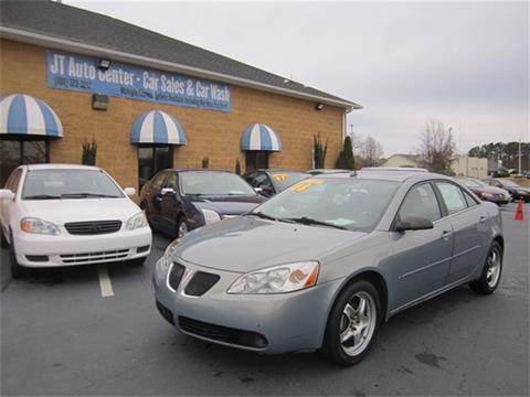 2008 Pontiac G6 for sale in Sanford, NC