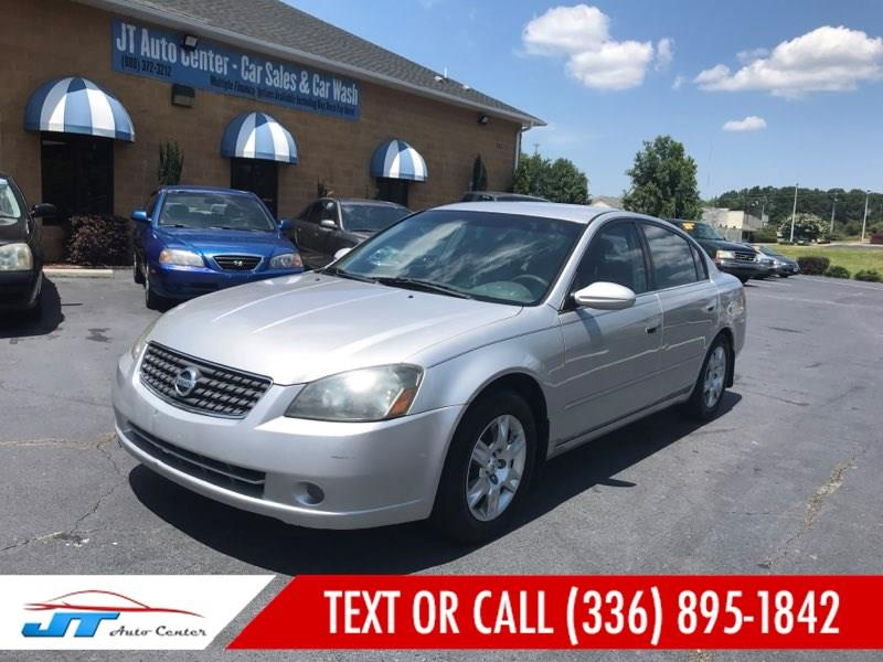 2005 Nissan Altima For Sale At JT Auto Center In Sanford NC