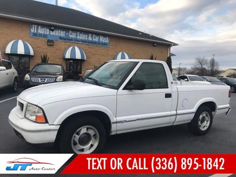 1998 GMC Sonoma for sale in Sanford, NC