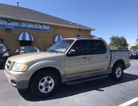 2002 Ford Explorer Sport Trac for sale in Sanford, NC