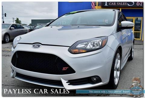 2013 Ford Focus for sale in Anchorage, AK