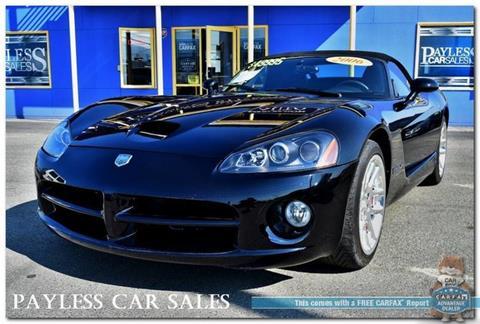2006 Dodge Viper for sale in Anchorage, AK