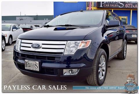 2008 Ford Edge for sale in Anchorage, AK