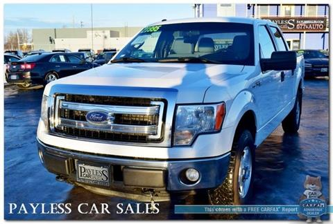 2014 Ford F-150 for sale in Anchorage, AK