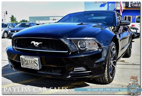 2014 Ford Mustang for sale in Anchorage, AK