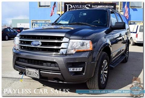 2015 Ford Expedition for sale in Anchorage, AK