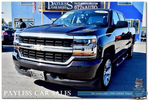 2016 Chevrolet Silverado 1500 for sale in Anchorage, AK