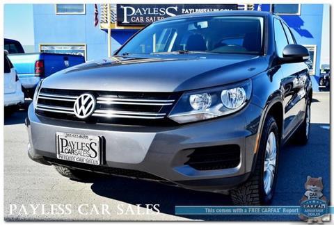 2013 Volkswagen Tiguan for sale in Anchorage, AK
