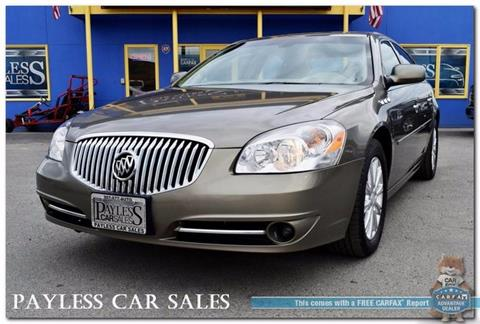 used buick lucerne for sale in alaska. Black Bedroom Furniture Sets. Home Design Ideas