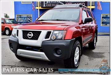 2012 Nissan Xterra for sale in Anchorage, AK