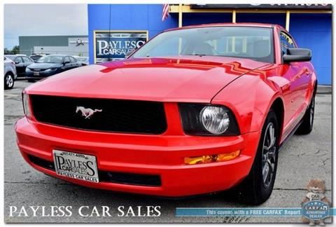 2008 Ford Mustang for sale in Anchorage, AK