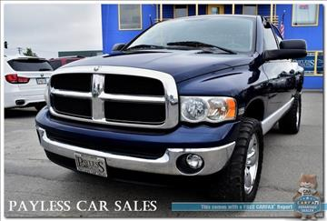 2005 Dodge Ram Pickup 1500 for sale in Anchorage, AK