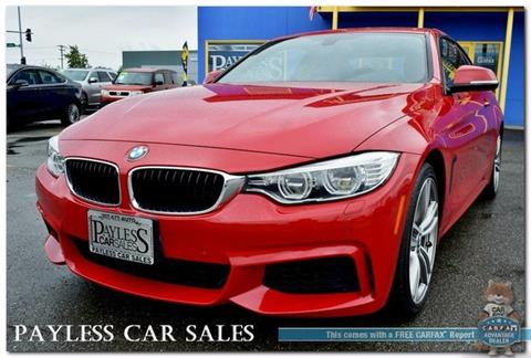 2014 BMW 4 Series for sale in Anchorage, AK