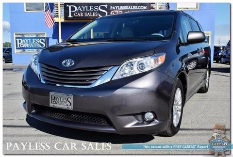 2014 Toyota Sienna for sale in Anchorage, AK