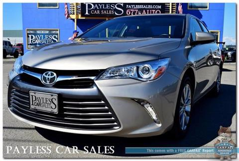 2015 Toyota Camry for sale in Anchorage, AK