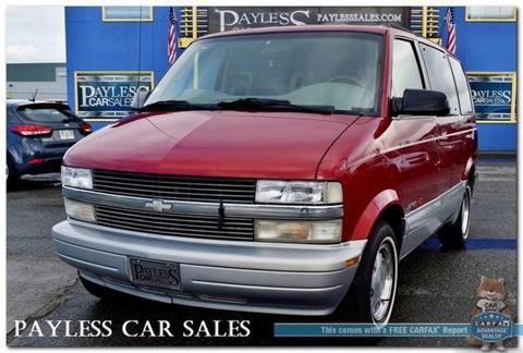 2000 Chevrolet Astro for sale in Anchorage, AK