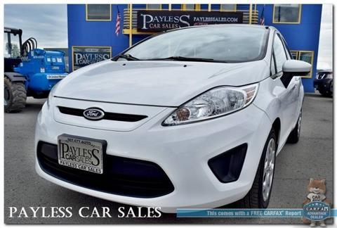 2013 Ford Fiesta for sale in Anchorage, AK