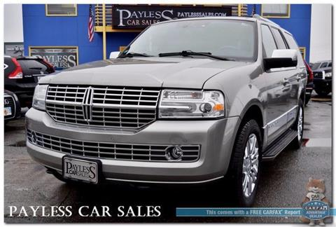 2009 Lincoln Navigator for sale in Anchorage, AK