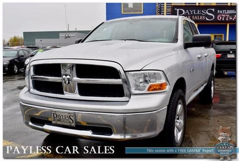 2009 Dodge Ram Pickup 1500 for sale in Anchorage, AK
