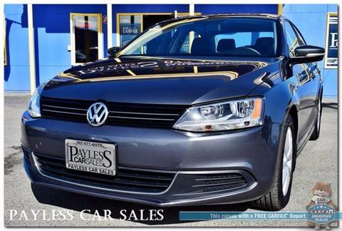 2013 Volkswagen Jetta for sale in Anchorage, AK