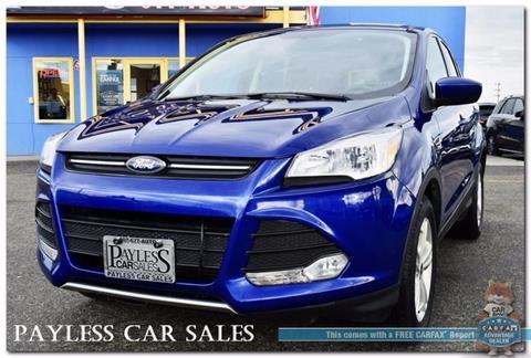 2015 Ford Escape for sale in Anchorage, AK