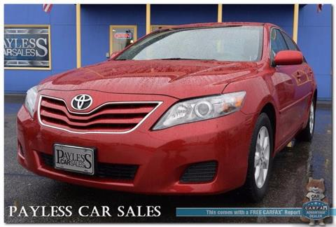 2010 Toyota Camry for sale in Anchorage, AK