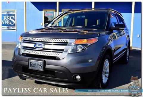 2014 Ford Explorer for sale in Anchorage, AK