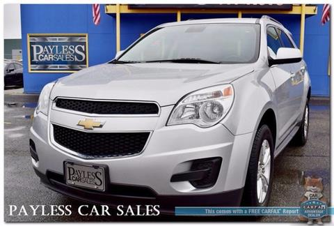 2015 Chevrolet Equinox for sale in Anchorage, AK