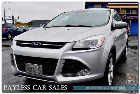 2016 Ford Escape for sale in Anchorage, AK