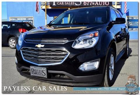 2016 Chevrolet Equinox for sale in Anchorage, AK