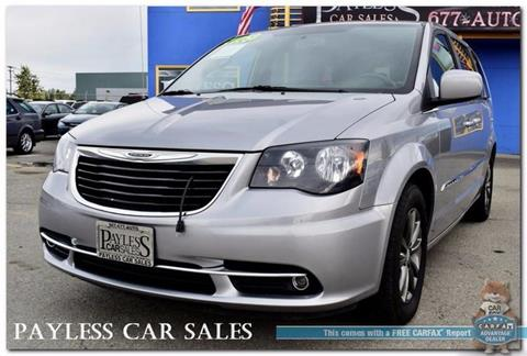 2015 Chrysler Town and Country for sale in Anchorage, AK