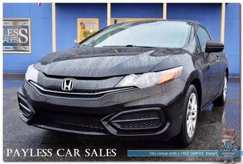 2014 Honda Civic for sale in Anchorage, AK