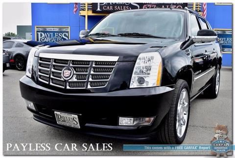 2012 Cadillac Escalade EXT for sale in Anchorage, AK