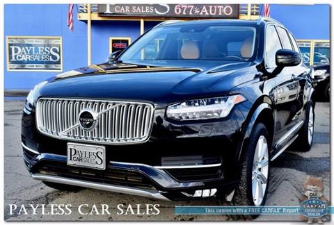 2016 Volvo XC90 for sale in Anchorage, AK