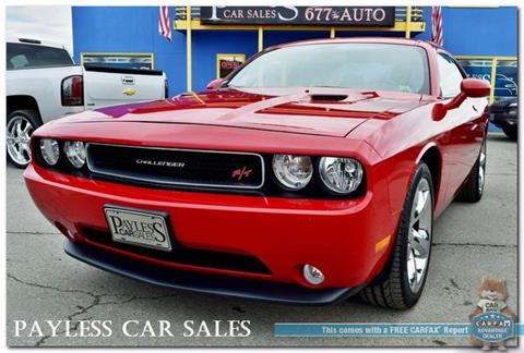 2011 Dodge Challenger for sale in Anchorage, AK