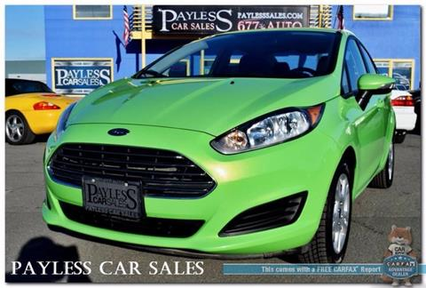 2014 Ford Fiesta for sale in Anchorage, AK