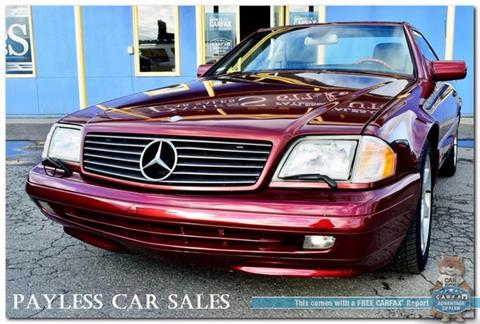 1997 Mercedes-Benz SL-Class for sale in Anchorage, AK