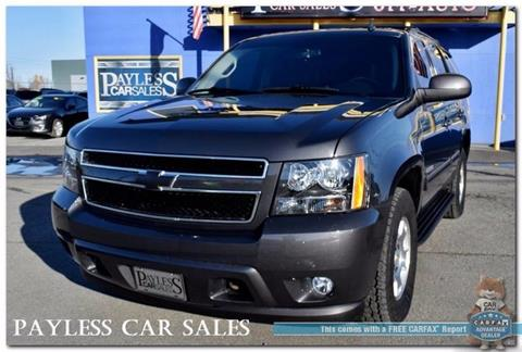 2010 Chevrolet Tahoe for sale in Anchorage, AK