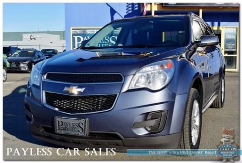 2013 Chevrolet Equinox for sale in Anchorage, AK