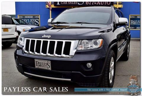 2012 Jeep Grand Cherokee for sale in Anchorage, AK