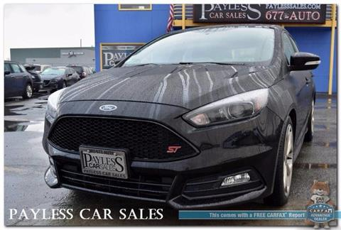 2016 Ford Focus for sale in Anchorage, AK