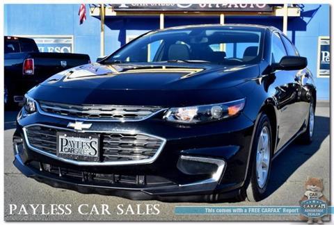 2016 Chevrolet Malibu for sale in Anchorage, AK